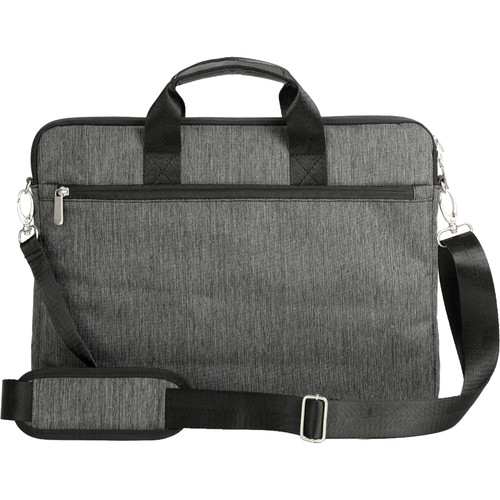"Oyen Digital Drive Logic Carrying Case for 15"" MacBook Pro & 15.6"" Laptops (Gray)"