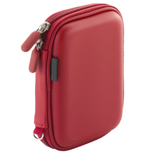 Oyen Digital Drive Logic Compact Case for Select Portable External Hard Drives (Red)