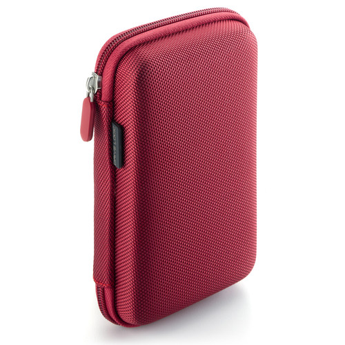 Oyen Digital Drive Logic DL-64 Portable Hard Drive Case (Red)