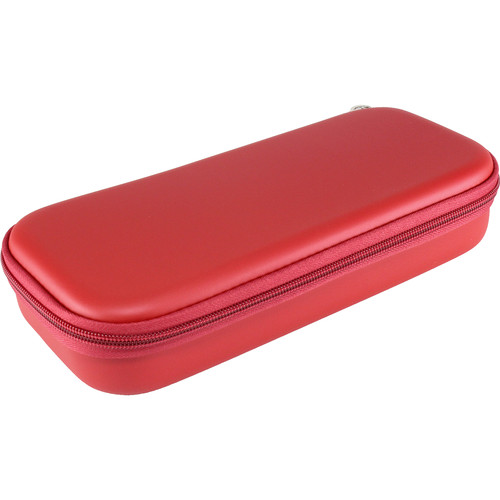 Oyen Digital Drive Logic Protective Portable Travel Carrying Case for Nintendo Switch (Red)