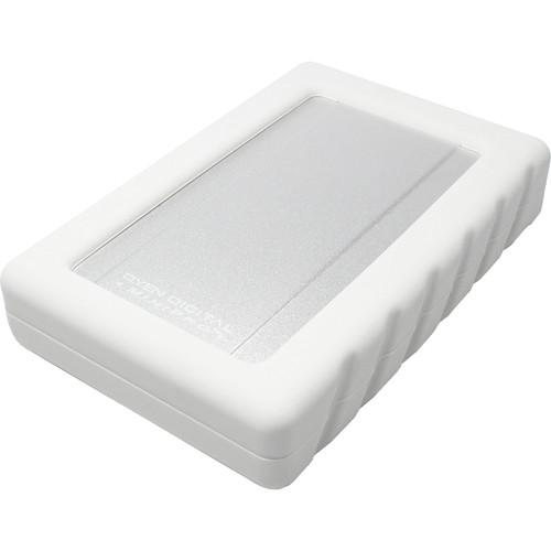 Oyen Digital 1TB MiniPro Dura Rugged USB 3.1 Type-C External Hard Drive (Silver)