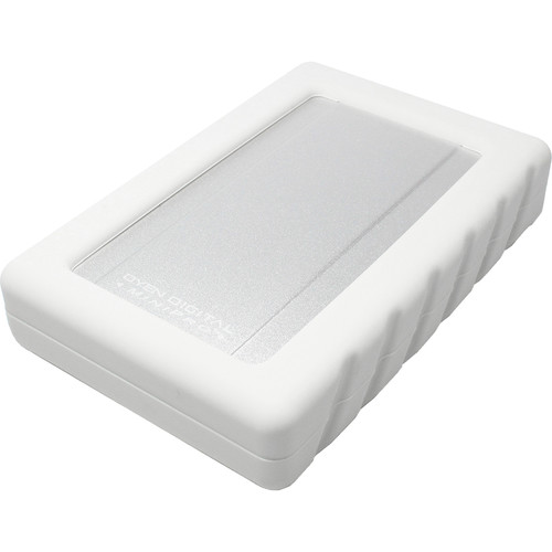 Oyen Digital MiniPro Dura Rugged USB 3.1 Type-C External Hard Drive Enclosure (Silver)