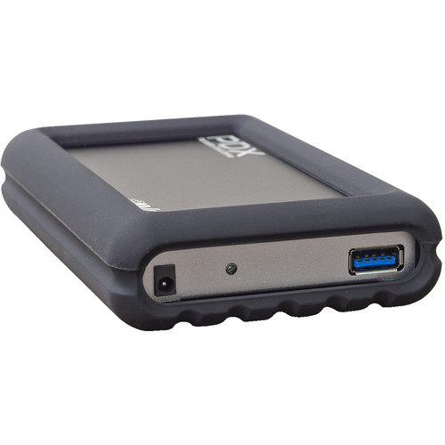 Oyen Digital PDX-300 Series 250GB USB 3.1 Gen 2 External SSD