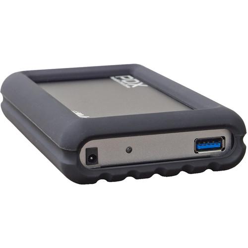Oyen Digital PDX-300 with 1TB 7200 RPM External Hard Drive