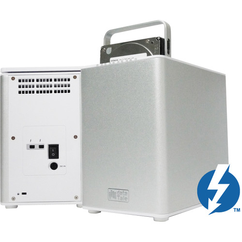 Oyen Digital DataTale SMART 4-Bay Thunderbolt RAID Enclosure