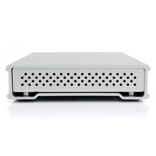 Oyen Digital 256GB MiniPro 3.1 USB-C Portable Solid State Drive (Silver)