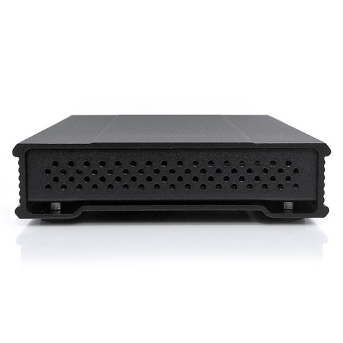 Oyen Digital 2TB MiniPro USB 3.1 Gen-2 Type-C Portable Solid State Drive (Black)