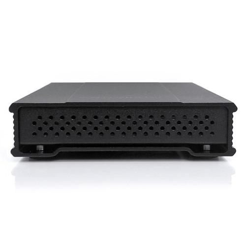 Oyen Digital 512GB MiniPro USB 3.1 Gen-2 Type-C Portable Solid State Drive (Black)