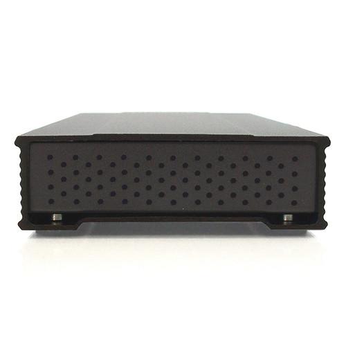 Oyen Digital MiniPro External USB 3.0 Portable Hard Drive (4TB, Black)