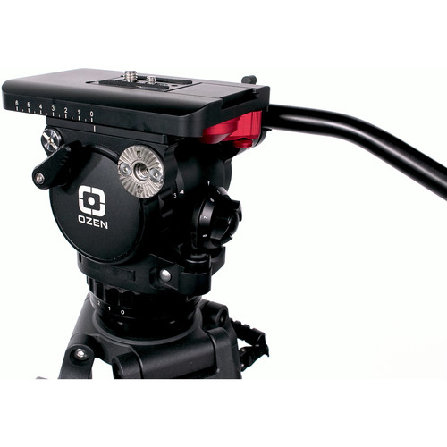 OZEN AGILE 5 Mini E-Z LOAD 75mm Fluid Head