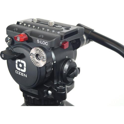 OZEN AGILE 5S S-LOAD 75mm Fluid Head