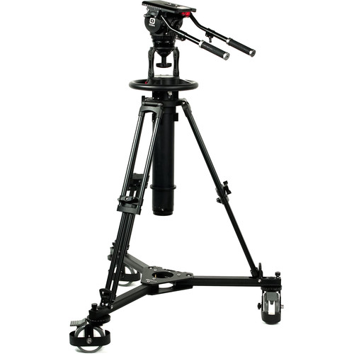 OZEN Agile 20 100mm Fluid Head System With Ped40