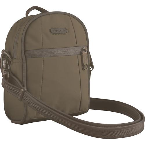 Pacsafe Metrosafe 100 GII Hip & Shoulder Bag (Jungle Green)