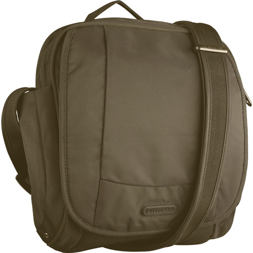 Pacsafe Metrosafe 200 GII Shoulder Bag (Jungle Green)