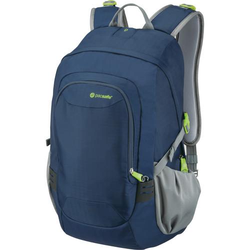 Pacsafe Venturesafe 25L GII Anti-Theft Backpack (Navy Blue)