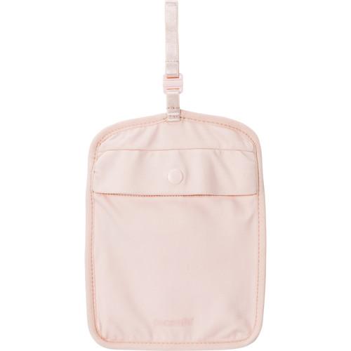 Pacsafe Coversafe S60 Secret Belt Pouch (Pink)