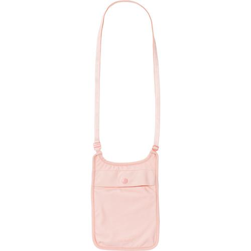 Pacsafe Coversafe S75 Secret Neck Pouch (Pink)