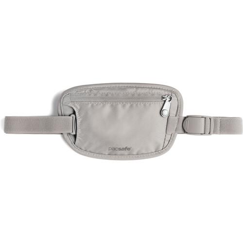 Pacsafe Coversafe 25 Secret Waist Wallet (Neutral Gray)