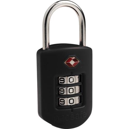 Pacsafe Prosafe 1000 TSA-Accepted Combination Lock (Black)