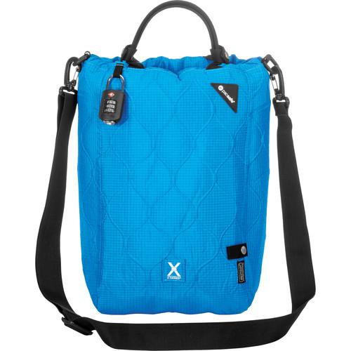 Pacsafe Travelsafe X15 Anti-Theft Portable Safe & Pack Insert (Hawaiian Blue)