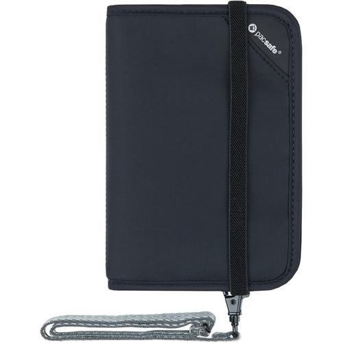 Pacsafe RFIDsafe V140 Passport Holder (Black)