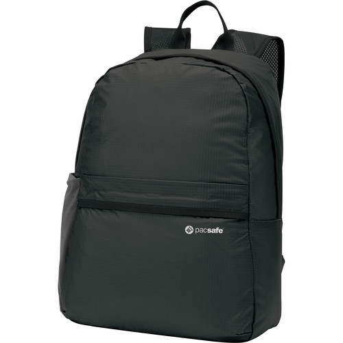 Pacsafe Pouchsafe PX15 Anti-Theft Packable Day Pack (Charcoal)