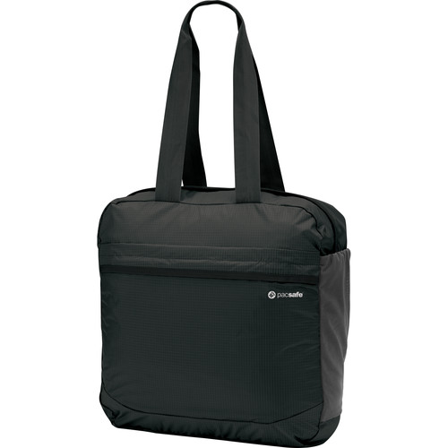 Pacsafe Pouchsafe PX25 Anti-Theft Packable Tote (Charcoal)