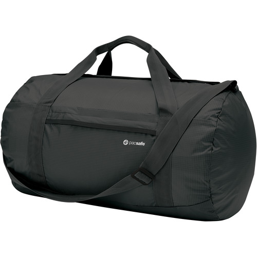 Pacsafe Pouchsafe PX40 Anti-Theft Packable Duffel (Charcoal)