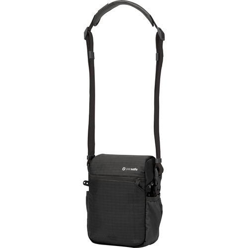 Pacsafe Camsafe V4 Anti-Theft Compact Camera Travel Bag (Black)