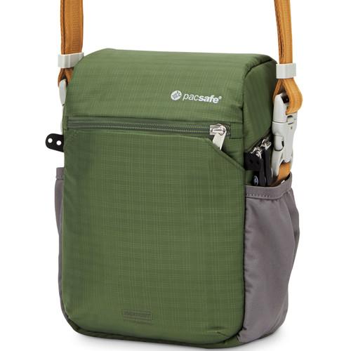 Pacsafe Camsafe V4 Anti-Theft Compact Camera Travel Bag (Olive/Khaki)