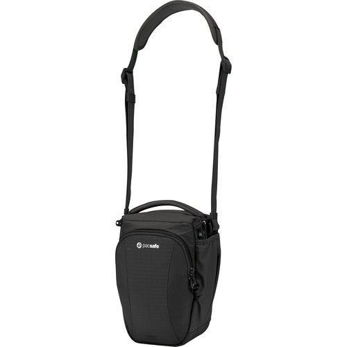 Pacsafe Camsafe V6 Anti-Theft Compact Camera Top Loader Bag (Black)
