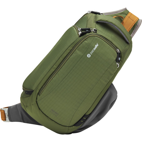 Pacsafe Camsafe V9 Anti-Theft Camera Sling Bag (Olive/Khaki)