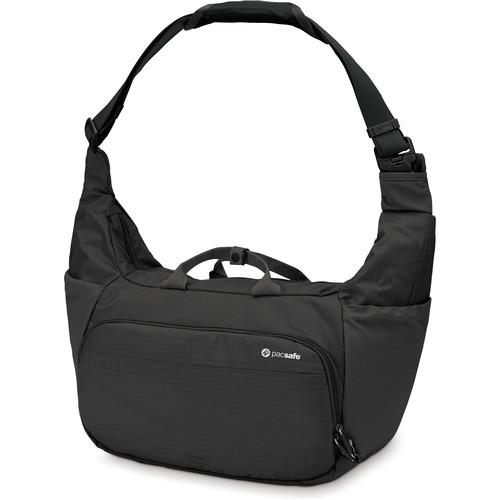 Pacsafe Camsafe V18 Anti-Theft Expandable Camera Sling Bag (Black)