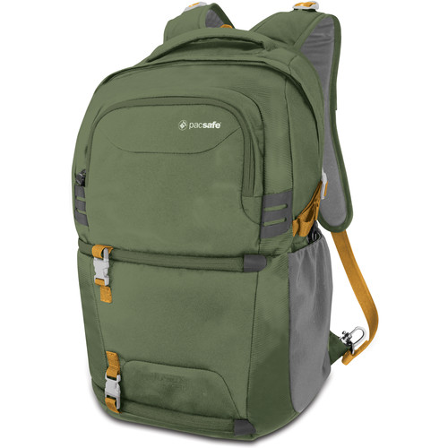 Pacsafe Camsafe Venture V25 Backpack (Olive/Khaki)