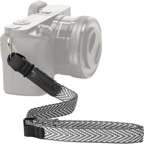 Pacsafe Carrysafe 25 Anti-Theft Compact Camera Wrist Strap (Gray)