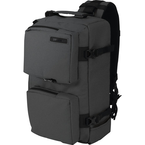 Pacsafe Camsafe Z14 Anti-Theft Camera & Tablet Cross Body Pack (Charcoal)