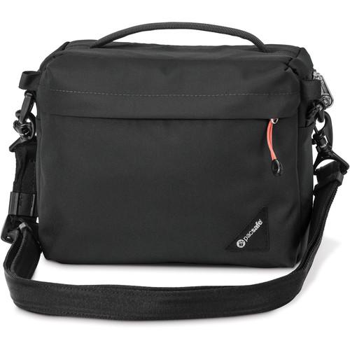 Pacsafe Camsafe LX4 Anti-Theft Compact Camera Bag (Black)