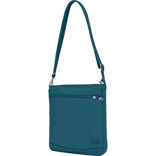 Pacsafe Citysafe CS175 Anti-Theft Shoulder Bag (Teal)