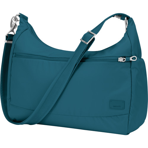 Pacsafe Citysafe CS200 Anti-Theft Handbag (Teal)