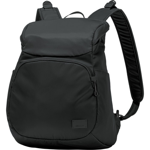 Pacsafe Citysafe CS300 Anti-Theft Compact Backpack (14.9L, Black)