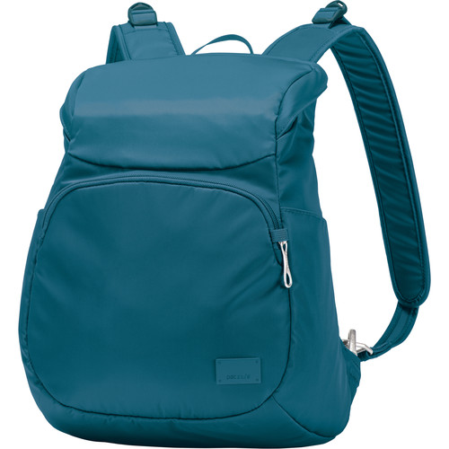 Pacsafe Citysafe CS300 Anti-Theft Compact Backpack (14.9L, Teal)