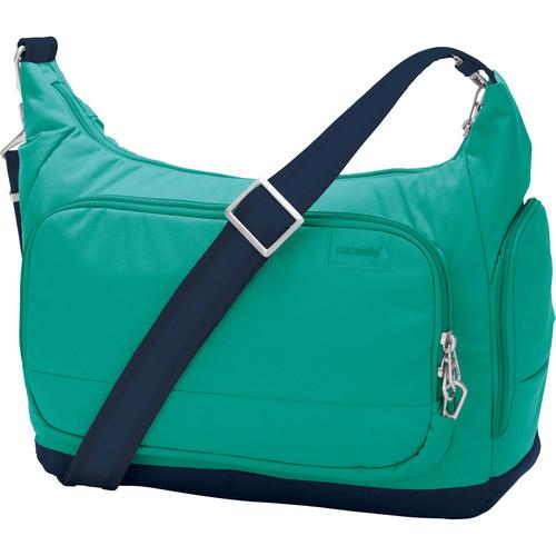 Pacsafe Citysafe LS200 Anti-Theft Handbag (Lagoon)