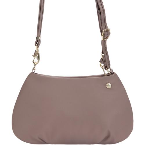 Pacsafe Citysafe CX Anti-Theft Small Crossbody Bag (Blush Tan)
