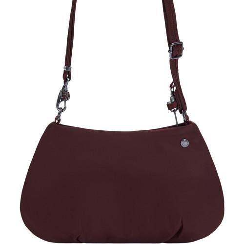 Pacsafe Citysafe CX Anti-Theft Crossbody Bag (Merlot)