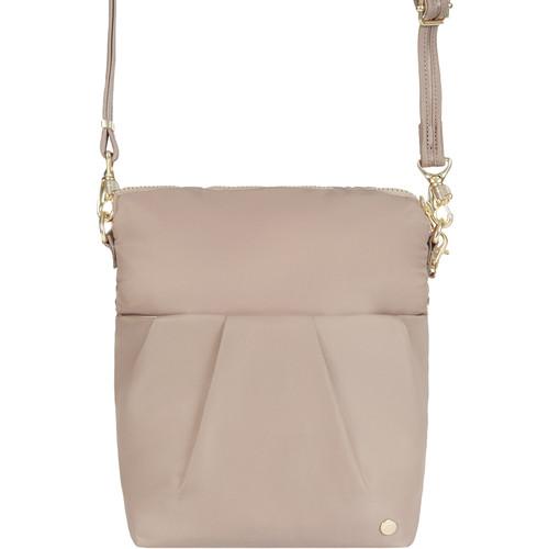 Pacsafe Citysafe CX Convertible Anti-Theft Crossbody Bag (Blush Tan)