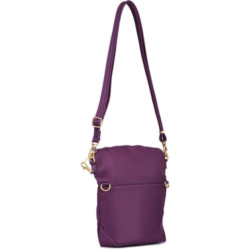 Pacsafe Citysafe CX Convertible Anti-Theft Crossbody Bag (Dahlia)