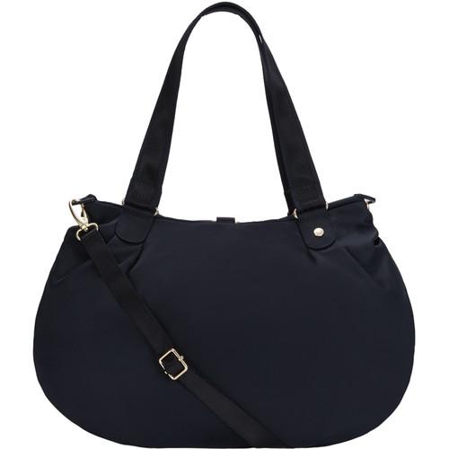 Pacsafe Citysafe CX Anti-Theft Hobo Bag (Black)
