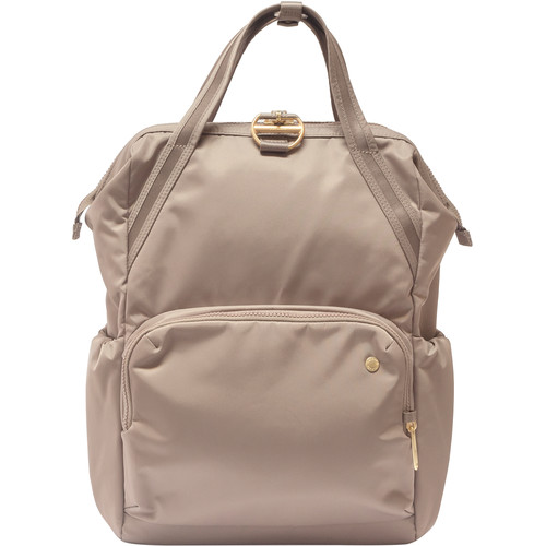 Pacsafe Citysafe CX 17L Backpack (Blush Tan)