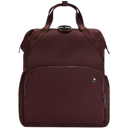 Pacsafe Citysafe CX 17L Backpack (Merlot)