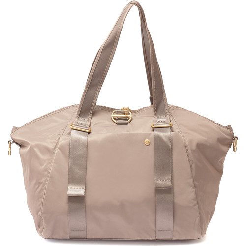 Pacsafe Citysafe CX Convertible Anti-Theft Tote (Blush Tan)